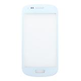 Beli Lcd Layar Kaca Penutup Lensa Depan Untuk Samsung Galaxy S3 Mini I8190 Putih Murah Hong Kong Sar Tiongkok