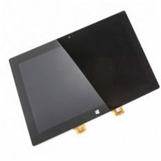 Harga Layar Lcd Asli Lengkap Tampilan Layar Sentuh Suku Cadang Hitam Untuk Microsoft Surface Pro 2 1601 International Yg Bagus