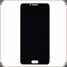 Baru Telepon Seluler LCD Perakitan Touch Digitizer Bagian Pengganti Layar Hitam untuk Samsung Galaxy C5 C5 Pro C5010