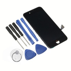 LCD Touch Display Screen Replacement Digitizer Display Assembly for iPhone 7 New Black