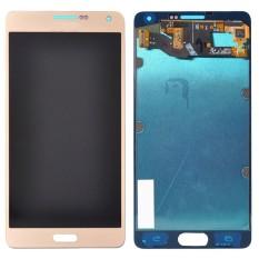 Super Layar AMOLED LCD Touch Layar Digitalisasi Perakitan Pengganti untuk Samsung Galaxy A7/A7000/A7009/A700F/A700FD/ a700FQ/A700H/A700K/A700L/A700S/A700X