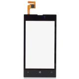 Model Lcd Touch Digitizer Layar Untuk Nokia Lumia 520 Hitam Terbaru