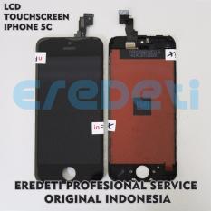 Harga Lcd Touchscreen Iphone 5C Oem Apple Ori