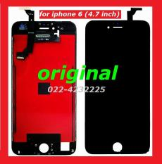 LCD + TOUCHSCREEN IPHONE 6 4.7 Inch BLACK ORI 100% ORIGINAL 904269