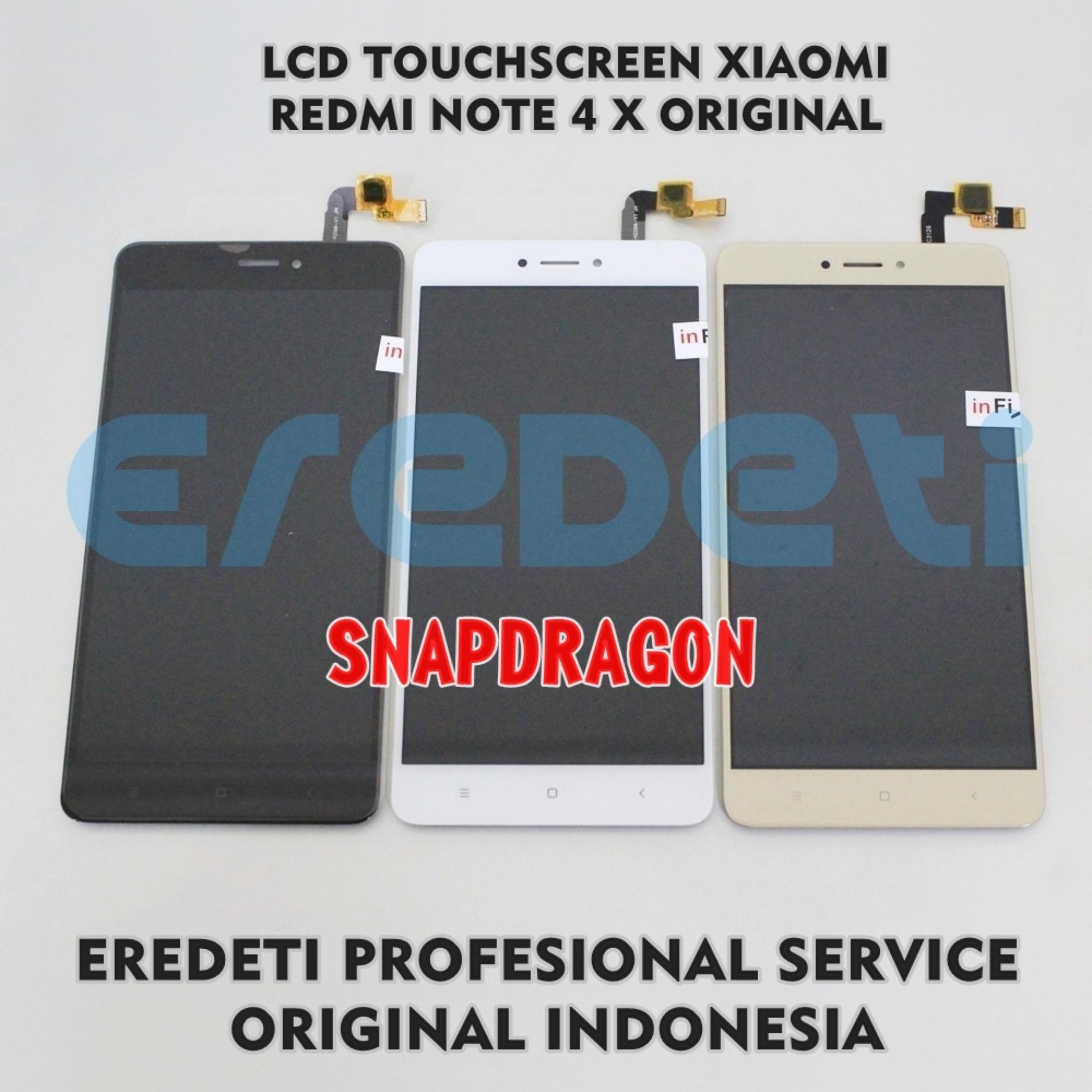 Toko Lcd Touchscreen Xiaomi Redmi Note 4 X Original Snapdragon Termurah