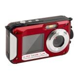 Spesifikasi Lcd Kamera Aksi Tahan Air Lcd Monitor Ganda Langsung Cetak Intl Baru
