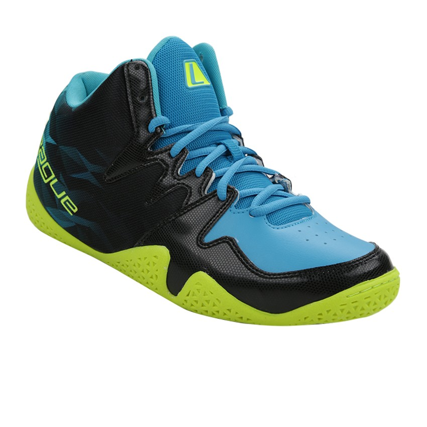 League Mens Basketball BEAST Sepatu Bola Basket