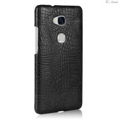 Leather Case untuk Huawei Honor 5X KIW-L21 KIW-L24 KIW-L22 Telepon