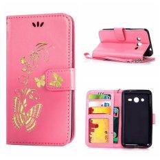 Leather Case untuk Samsung Galaxy Core 2 G355H Bronzing Butterfly Flip Wallet Stand Cover dengan Bingkai Tergantung dengan Tempat dan Masing-masing Toko Yang Menjualnya. Semoga Bermanfaat dan Terima Kasih Kategori Pink-Intl