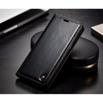 Leather Case Samsung Galaxy Note 8 Casing HP Kulit Original Product CASEME