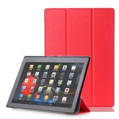 Kulit Case Smart Cover untuk LENOVO Tab3 10 Bisnis (TB3-X70F/N/L) 10.1 Inch RD-Intl