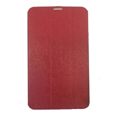 Leather Case Tablet For Asus ZenPad 8.0 Z380  Leather Flip Stand Smart Case Cover/ Sarung Pelindung