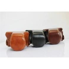 Leather Case / Tas Fujifilm X-A2 / XA2 High Quality terbaru