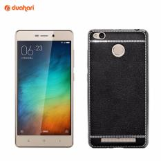 Leather Case untuk XIAOMI REDMI 3S Softcase