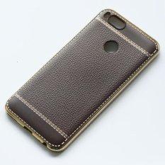 Kasus Kulit untuk Telepon Asli Bumper Fitted Case untuk Xiaomi Mi A1  5X-Intl