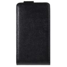 Leather Cover for LG Optimus L5 / E610 (Black) - intl