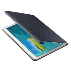 Leather Cover for Samsung Galaxy Tab S with Film and Pen (Black) - intl