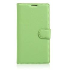 Leather Flip Cover Phone Case Wallet Card Holder For Acer Liquid Z530 / Z530s - intl