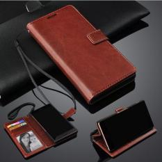 Leather FLIP COVER WALLET Oppo R7s Neo 9 A37 Neo 10 A39 A57 Case HP