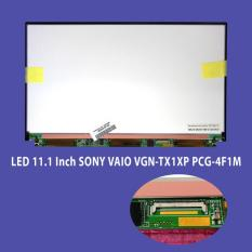 LED 11.1 Inch SONY VAIO VGN-TX1XP PCG-4F1M