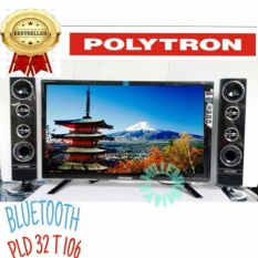 Led Polytron 32 Inch Pld32t106 Cinemax Bluetooth