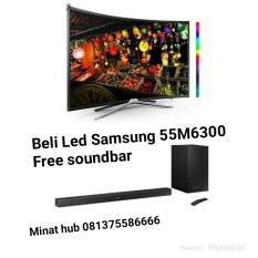 LED SAMSUNG UA55M6300