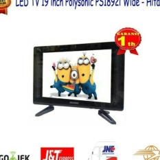 LED TV 19 inch Polysonic PS1892 Wide-Promo