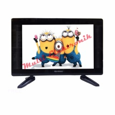 LED TV 19 inch Polysonic PS1892i Wide - Hitam