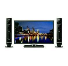 LED TV POLYTRON 24 INCH 24T811 CINEMAX HDMI HD READY USB-RESMI