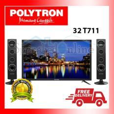 LED TV POLYTRON 32 INCH PLD 32T711 HARGA PABRIK