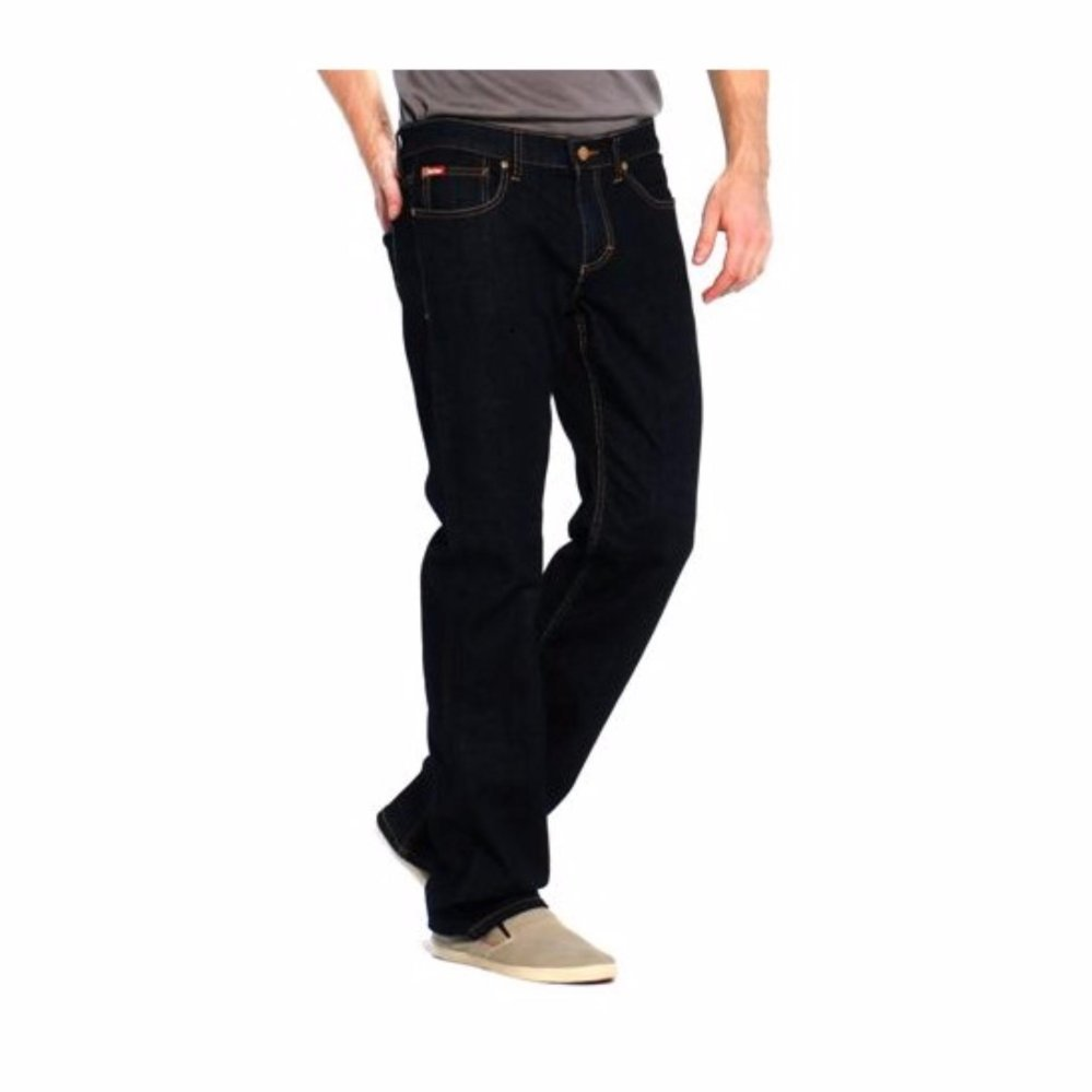 Review Lee Cooper Jeans Pria Slim Fit Dark Indigo Lc 114 Lee Cooper
