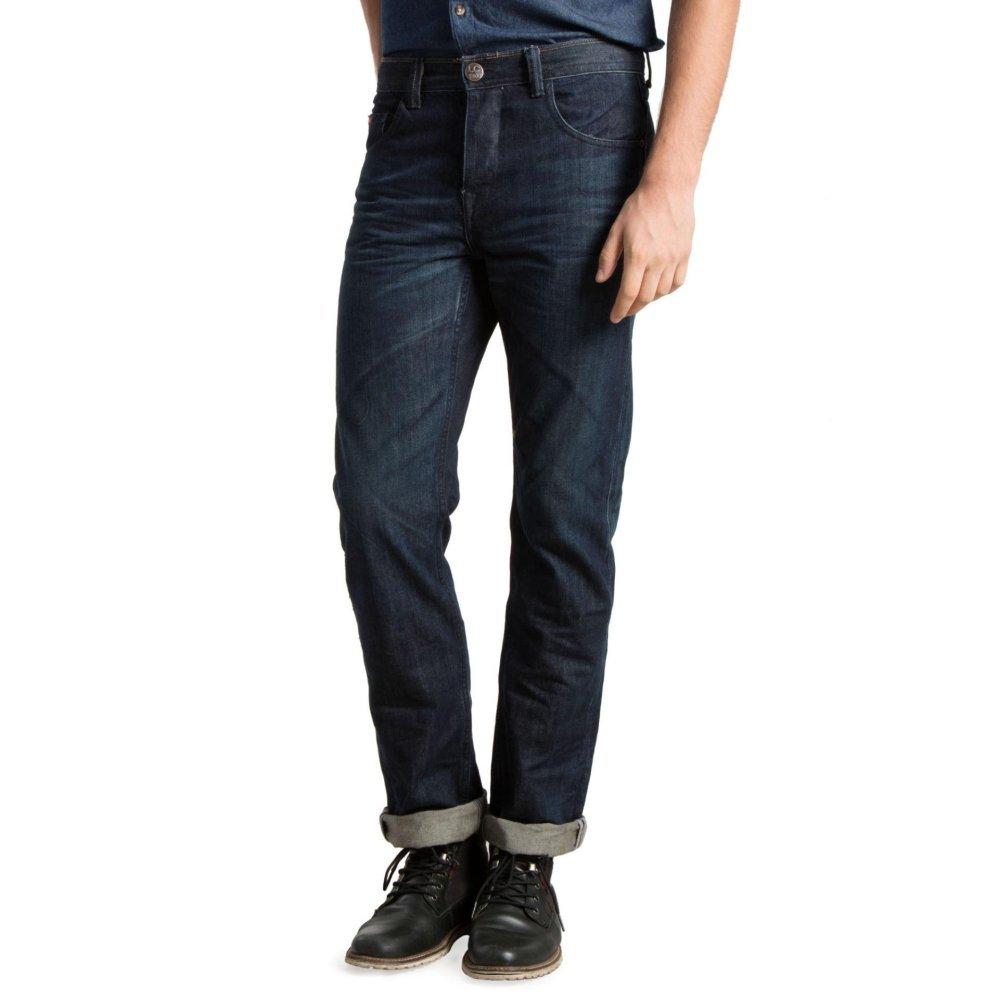 Lee Cooper Jeans Pria Straight Fit Dark Indigo Harry Artisan