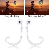 Leegoal 1 Pair Sports Running Wireless Airrings Earphone Hook Holders For Airpods Earphone Is Not Included Intl Leegoal Diskon 40