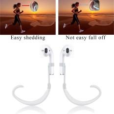 Leegoal 1 Pair Sports Running Wireless Airrings Earphone Hook Holders For Airpods Earphone Is Not Included Intl Asli