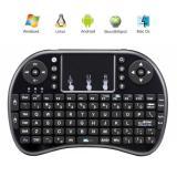 Jual Leegoal 2 4G Mini Bluetooth Keyboard Nirkabel Portabel Bawah Touchpad Mouse Dengan Multi Media Genggam Android Keyboard Hitam Leegoal Branded