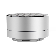 Diskon Produk Leegoal Mini Portabel Speaker Nirkabel Bluetooth Super Bass For Tablet Pc Mp3 Smartphone Silver Internasional