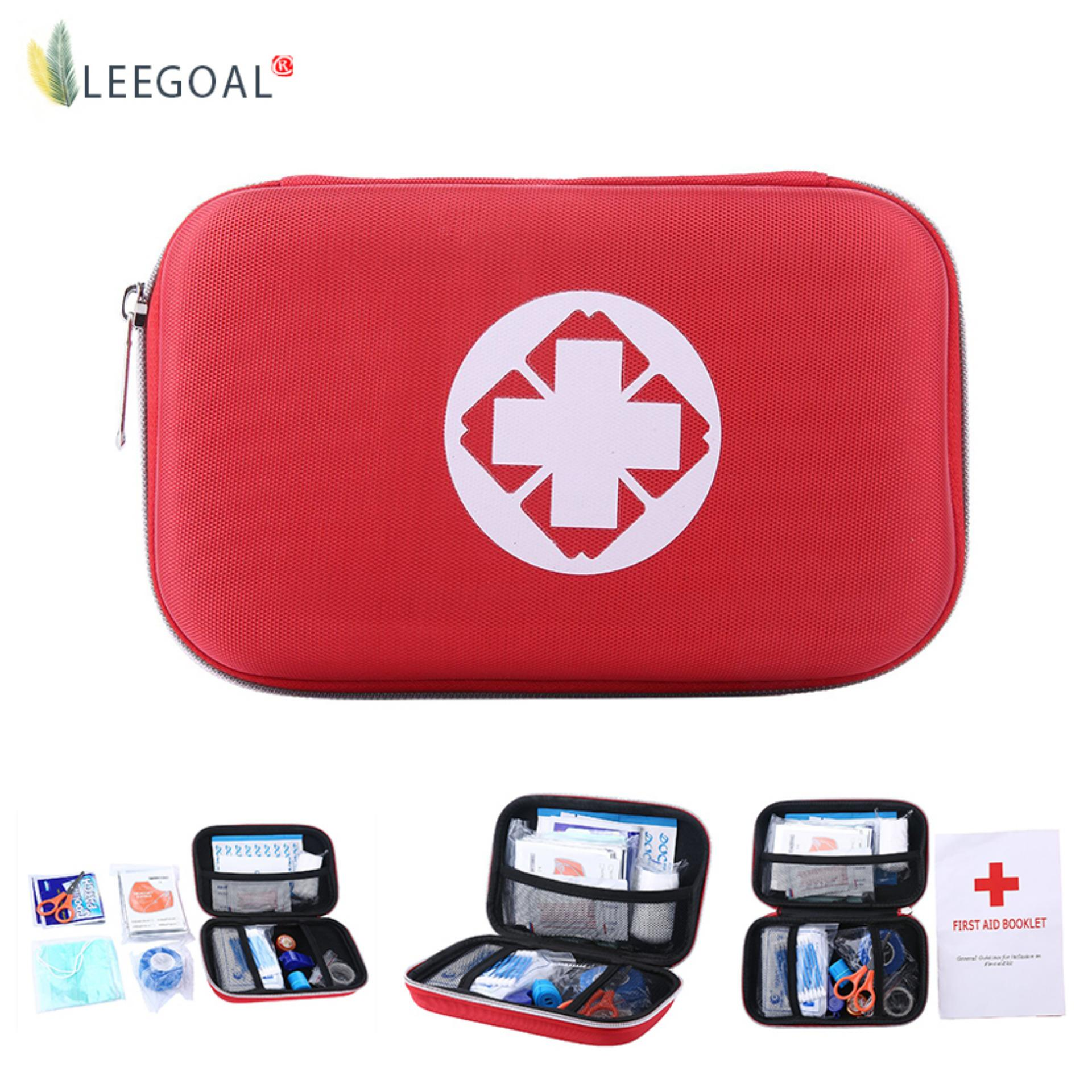 Beli Leegoal P3K 20 Buah Trauma Merupakan Model Sepatu Yang Tahan Lama Medis Kit Mobil Olahraga For Perjalanan Berkemah Lintas Darurat Kelangsungan Hidup Rumah Merah Lengkap