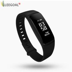 Beli Leegoal Smart Band Gelang Tekanan Darah Oksigen Oximeter Denyut Jantung Bluetooth Watch Kebugaran Tracker Pedometer Untuk Ios Android Pria Pake Kartu Kredit