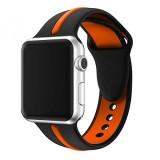 Review Leehur Untuk Apple Watch Bands 42Mm Soft Silicone Sport Style Penggantian Wrist Strap Bracelet Untuk Apple Watch Series 3 Series 2 Series 1 Sport Edition Nike 42Mm Intl