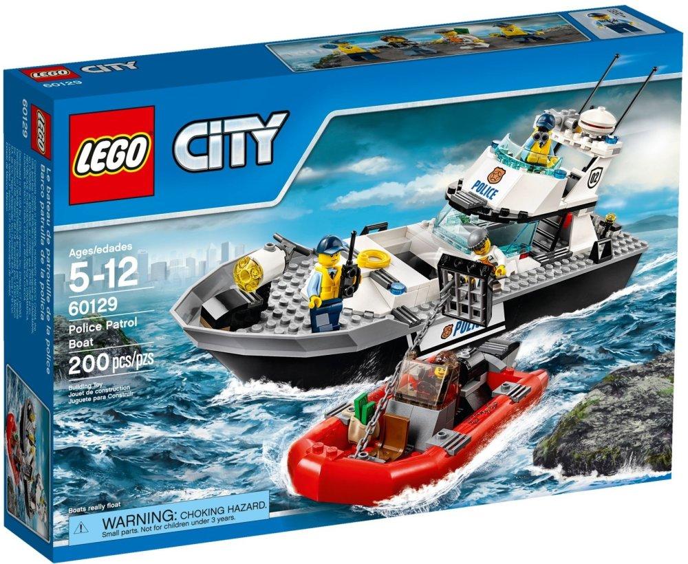 Toko Lego 60129 City Police Patrol Boat Termurah Di Dki Jakarta