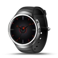Lemfo Les1 Android 5 1 Mtk6580 1 Gb 16 Gb Smart Watch Phone Dengan 2 Mp Kamera Intl Terbaru