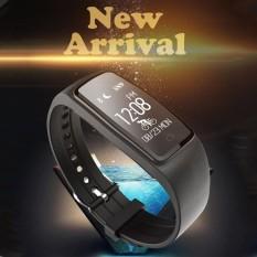 Jual Cepat Lemfo S1 Heart Rate Smart Watch Wristband Waterproof Multiple Fitness Modes Intl