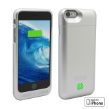 Dapatkan Segera Lenmar Maven Iphone 6 Power Battery Case 4 7 Silver