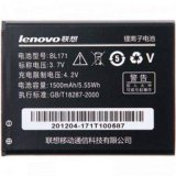 Harga Lenovo A390 A356 A368 Bl171 Li Polymer Battery 1500Mah Origin