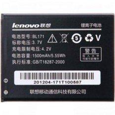 Jual Lenovo A390 A356 A368 Bl171 Li Polymer Battery 1500Mah Baru