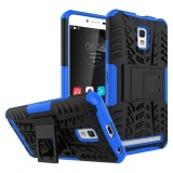 Harga Lenovo A6600 Case Armor Hybrid Rugged Heavy Duty Hard Back Cover Kasus Penutup Untuk Lenovo A6600 Lenovo A6600 Plus Stand Case With Kickstand Original