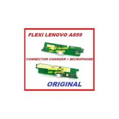 LENOVO A859 FLEXI BOARD CONNECTOR CHARGER + MICROPHONE ORI 904498
