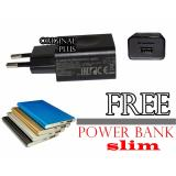 Beli Lenovo Adapter Usb Charger 1A Oc Power Bank Slim Cicilan
