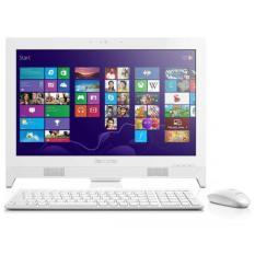 Lenovo AIO 310-20IAP-J3355 F0CL000KID Desktop PC - Putih [19.5 Inch/ 4GB/ 500GB/ Win10]