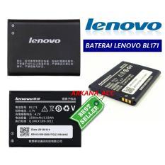 Lenovo Baterai / Battery BL171 For Lenovo A390 / A60 Original - Kapasitas 1500mAh